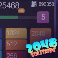 סוליטר 2048